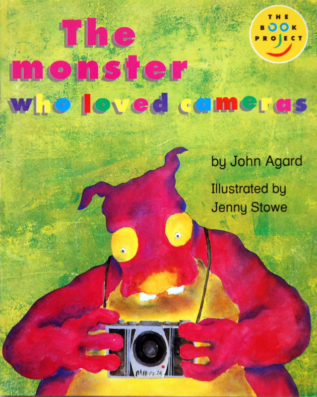 The Monster Who Loved Cameras